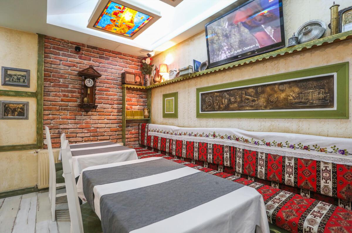 Restoran Careva Ćuprija